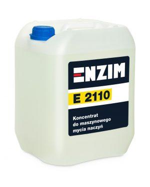 E2110 – Koncentrat do maszynowego mycia naczyń 10L