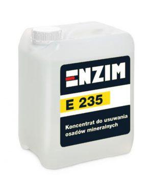 E235 – Koncentrat do usuwania osadów mineralnych 5L