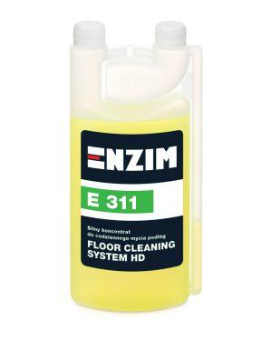 E311- Silny koncentrat do codziennego mycia podłóg Floor Cleaning System HD 1L