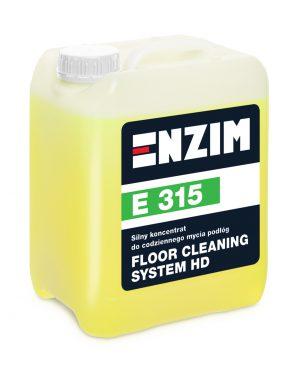 E315- Silny koncentrat do codziennego mycia podłóg Floor Cleaning System HD 5L