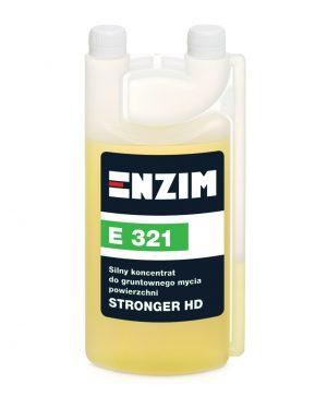 E321 – Silny koncentrat do gruntownego mycia powierzchni STRONGER HD 1L