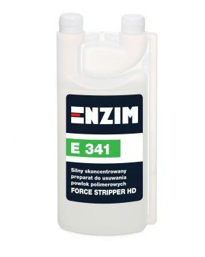 E341 – Silny skoncentrowany preparat do usuwania powłok polimerowych FORCE STRIPPER HD