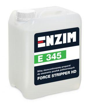 E345 – Silny skoncentrowany preparat do usuwania powłok polimerowych FORCE STRIPPER HD