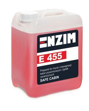 Preparat do mycia i impregnacji kabin oraz płytek ceramicznych Safe Cabin 5L E455