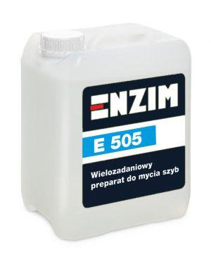 E505 – Wielozadaniowy preparat do mycia szyb 5L