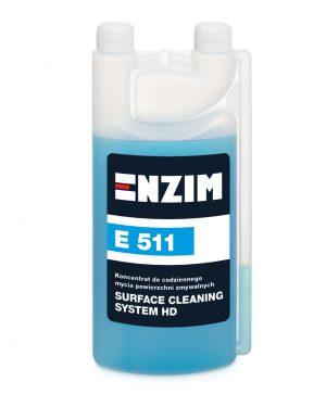 E511 – Koncentrat do codziennego mycia powierzchni Surface Cleaning System 1L