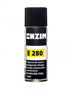 E280 – Preparat do mycia i konserwacji stali nierdzewnej Stainless Steel Care