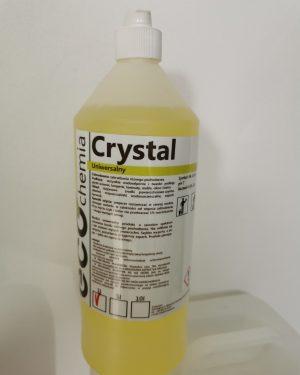 Crystal 1L – uniwersalny preparat do mycia różnego rodzaju brudu