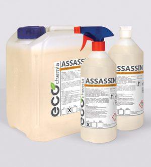 Assasin 1L – likwiduje nieprzyjemne zapachy
