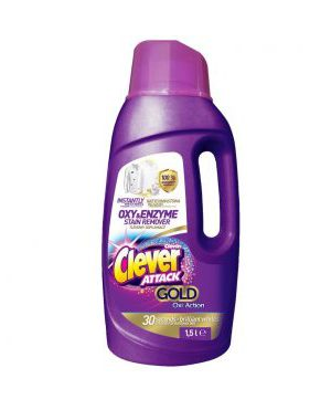 Clever Attack Gold – odplamiacz 1,5L