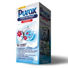 Clovin Purox – czyścik do pralki 250ml