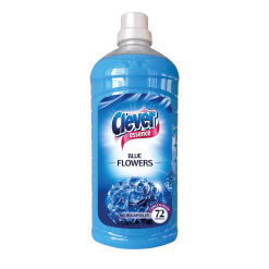 Clever Essence – koncentrat do płukania Blue Flower 1,8L